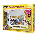 Breyer Country Stable w/ Wash Stall Toy