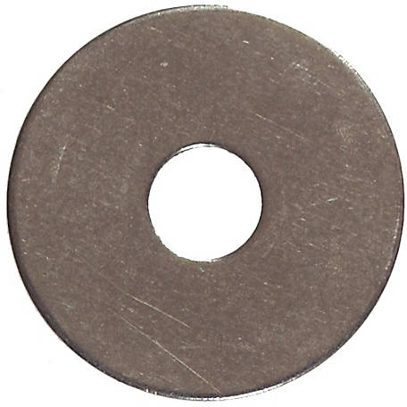 Hillman 3/8 in. x 1-1/2 in. Stainless Steel Fender Washer