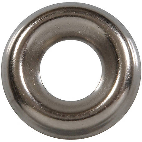 Hillman #10 Stainless Steel Finishing Washer