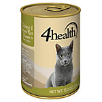 4health Original Chicken & Brown Rice Cat Food, 13.2 oz. Can