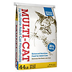 Multi-Cat Dry Cat Food, 40 lb. Bag