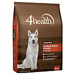 4health Grain-Free Turkey & Potato Dog Food, 16 lb.