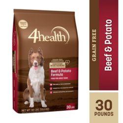 Shop 30 lb. 4health Grain Free Dog Food at Tractor Supply Co.