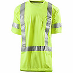 C.E. Schmidt Class 3 Hi-Visibility Short Sleeve Pocket T-Shirt