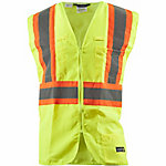 C.E. Schmidt Class 2 Hi-Visibility Multi-Color Safety Vest
