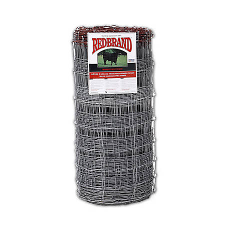 Red Brand Woven Field Fence, 32 in. H
