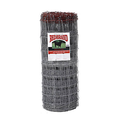 Red Brand Woven Field Fence, 39 in. H
