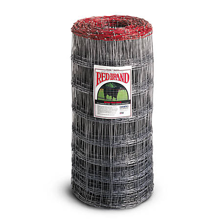 Red Brand Woven Field Fence, 47 in. H
