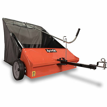 Tow Behind Lawn Sweeper 45 0492 At Tractor Supply Co