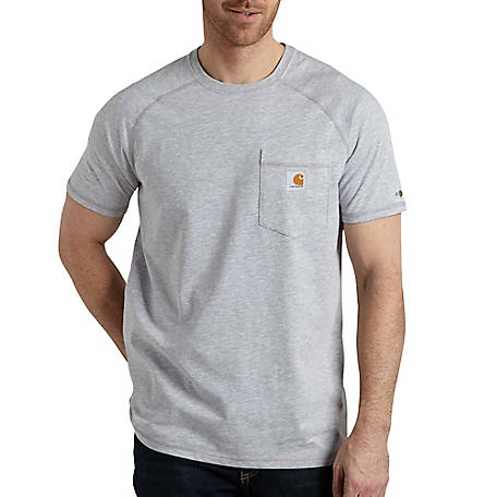 Carhartt Men's Short Sleeve Force Tee, 100410