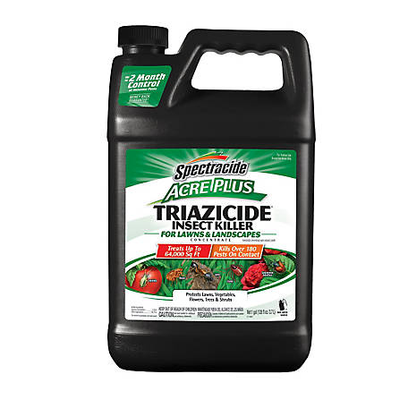 Spectracide Acre Plus Triazicide Insect Killer for Lawns and Landscapes Concentrate, 1 gal., HG-96203