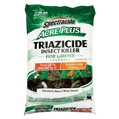 Spectracide Acre Plus Triazicide Insect Killer For Lawns Granules 35 2 Lb Hg 96202 At Tractor Supply Co