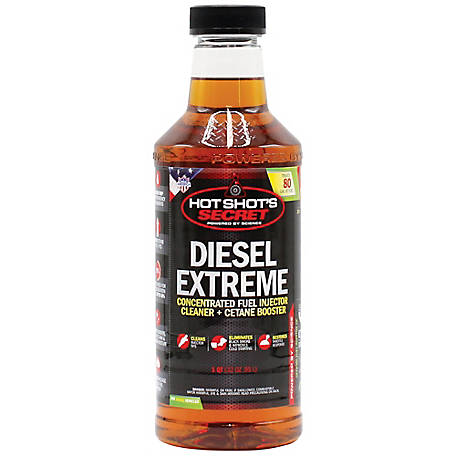 Hot Shot S Secret Diesel Extreme Concentrated System Cleaner 32 Oz P040432z At Tractor Supply Co