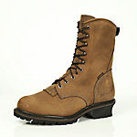 C.E. Schmidt Men's Steel Toe Logger Boot, 9 in. H