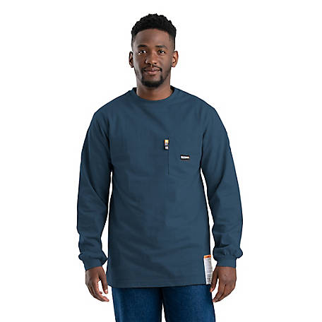 Berne Men's Flame Resistant Deluxe Unlined Coverall