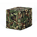 MidWest Homes for Pets Quiet Time Green Camo Crate Cover