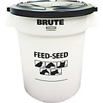 Rubbermaid Feed and Seed 20 gal. Container, 1868861