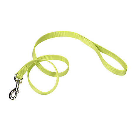 Retriever Nylon Leash, Yellow