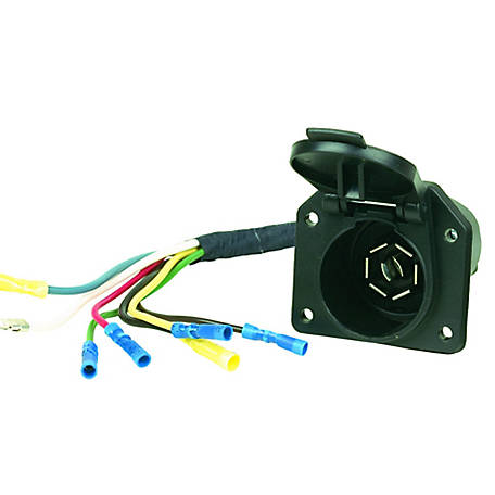 Hopkins Towing Solutions Pre-Wired 7 RV Blade Harness, 41145