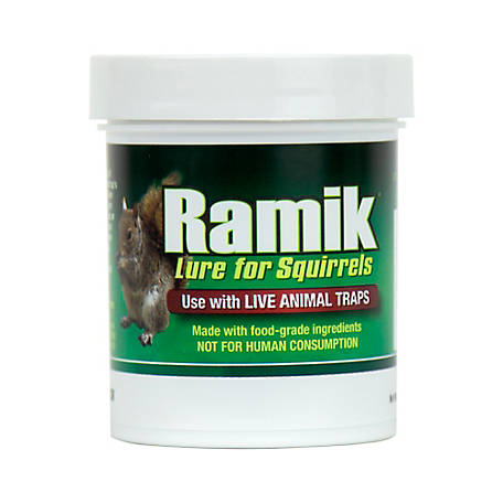 Ramik Lure for Squirrels