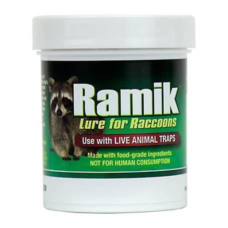 Ramik Lure for Raccoon