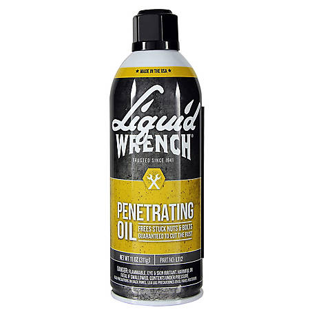 Liquid Wrench Penetrating Oil, L112