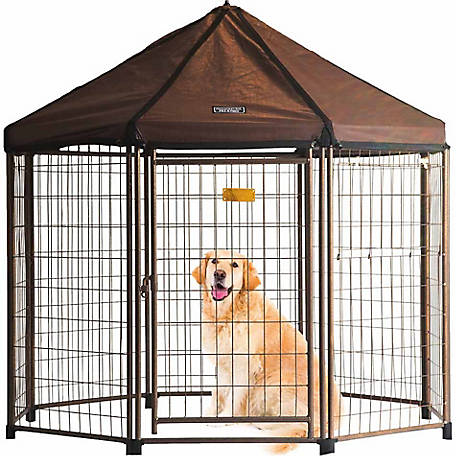 The Original Pet Gazebo - Medium, 5ft. x 5ft. x 5ft.