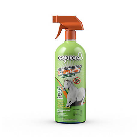 Espree Aloe Herbal Fly Horse Spray, Ready to Use, 32 Oz.