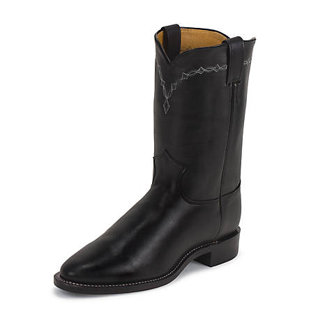 ee885bf5f5d Justin Men's 10 in. Roper Boot at Tractor Supply Co.