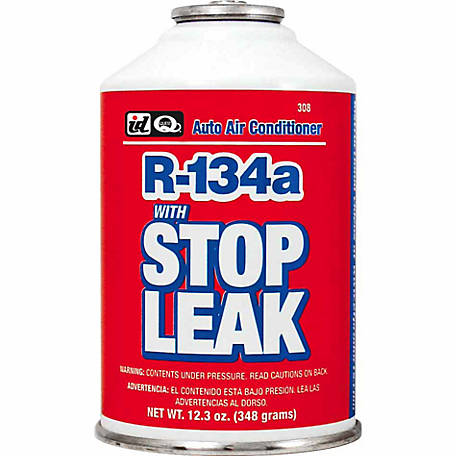 A/C PRO R-134a Refrigerant with Stop Leak, 12-1/4 oz.