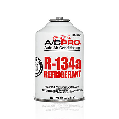A/C PRO 134a Refrigerant, 12 oz  at Tractor Supply Co