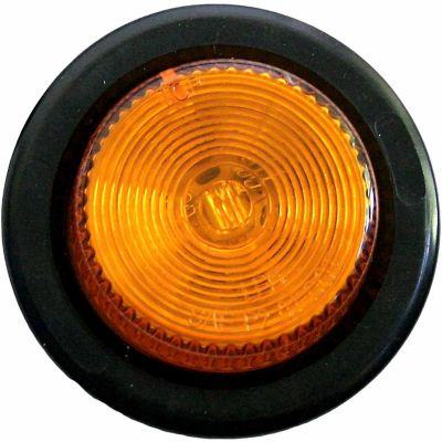 Blazer B836A 2-1//2 Round Clearance Light Only Amber