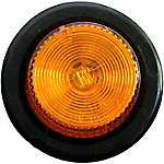 Blazer C525A LED 2 in. Round Clearance/Side Marker Light, Amber