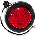 Blazer C525R LED 2 in. Round Clearance/Side Marker Light, Red