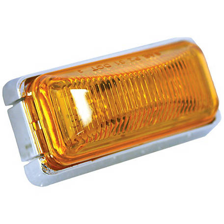 Blazer CW1536A 2 in. Sealed Running Board Light, Amber