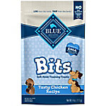 Blue Bits Tasty Chicken Soft-Moist Training Treats