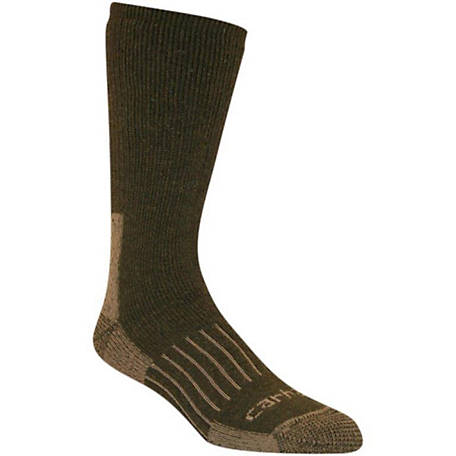 Carhartt Full Cushioned Recycled Wool Crew Sock