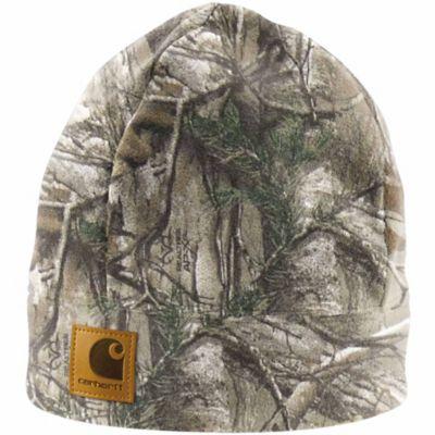 Carhartt Camo Fleece Hat