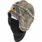 Carhartt Camo Fleece 2 in 1 Headwear