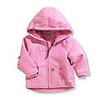 Carhartt Girls' Infant Redwood Sherpa Lined Jacket