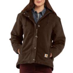 Shop Carhartt Women's Sandstone Berkley Jacket at Tractor Supply Co.