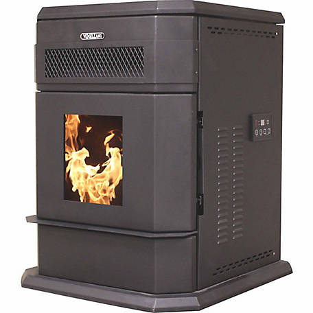 Vogelzang Pellet Stove with 120 lb. Hopper, 2,800 sq. ft., VG5790