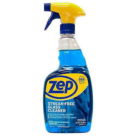 Zep Commercial Streak-Free Glass Cleaner, ZU1120324