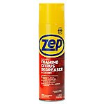 Zep Commercial Heavy-Duty Foaming Degreaser, 18 oz., ZUHFD186