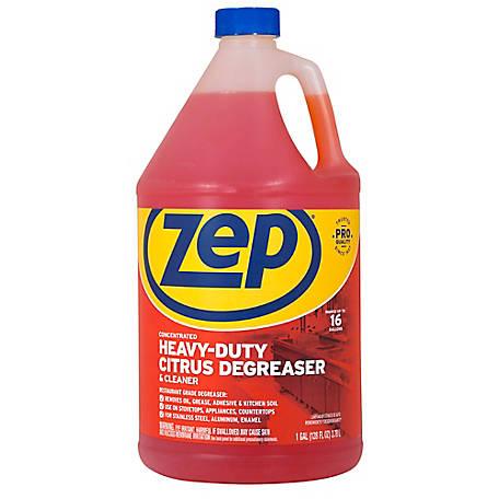 Heavy Duty Degreaser >> Zep Commercial Citrus Heavy Duty Duty Degreaser 128 Oz Zucit1282 At Tractor Supply Co