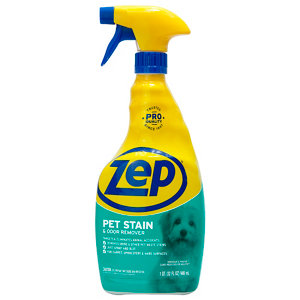 Zep Commercial Pet Stain Amp Odor Remover 32 Oz At Tractor