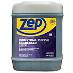 Zep Commercial Industrial Purple  Cleaner & Degreaser Concentrate, 5 gal.