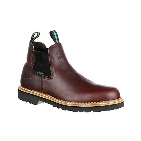 Georgia Boot Men's Waterproof Romeo Boot
