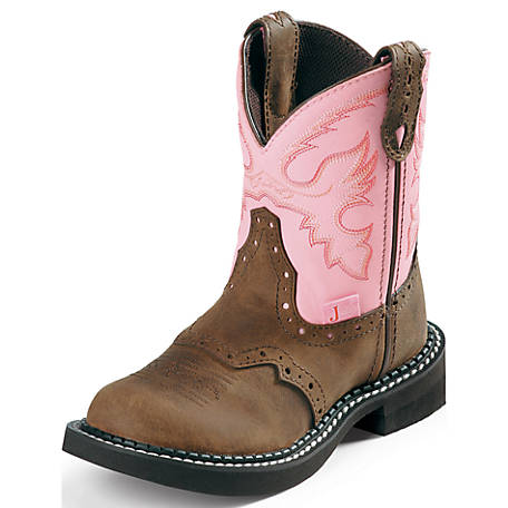 Justin Girl's 6 in. Gypsy Cowgirl Collection Boot