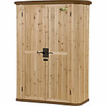 Suncast Large Vertical Hybrid Shed